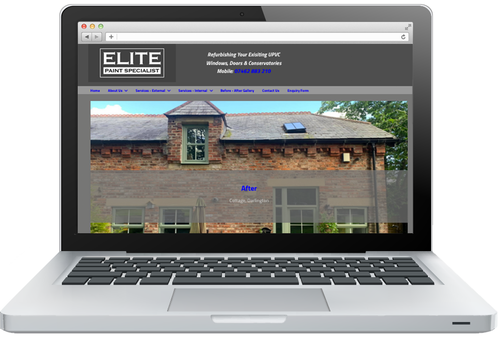 Elite-Paint-Specialist UPVC Paint Companies in the North East