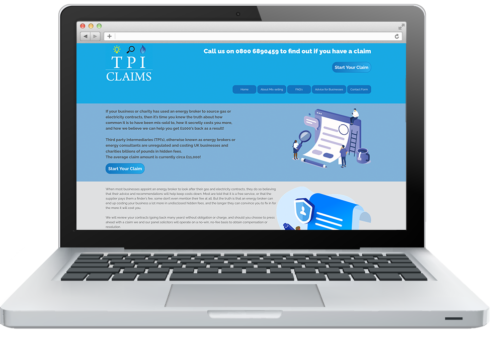TPI Claims Company in Sunderland