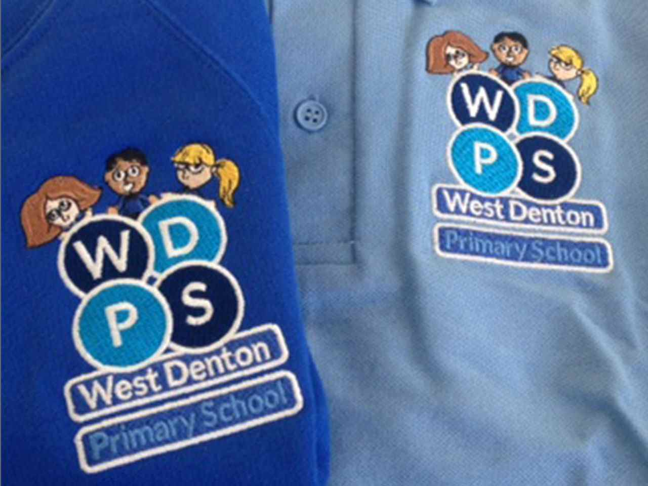 WDPS logo on uniform