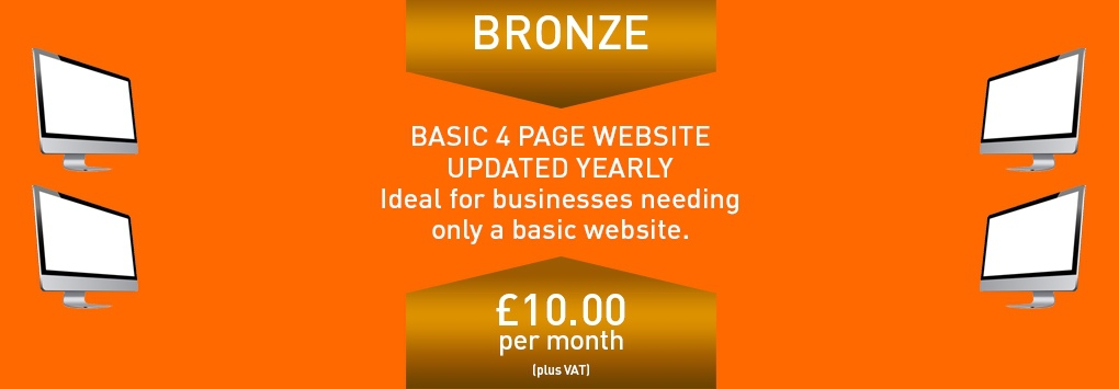 Bronze Package - 10 Per Month