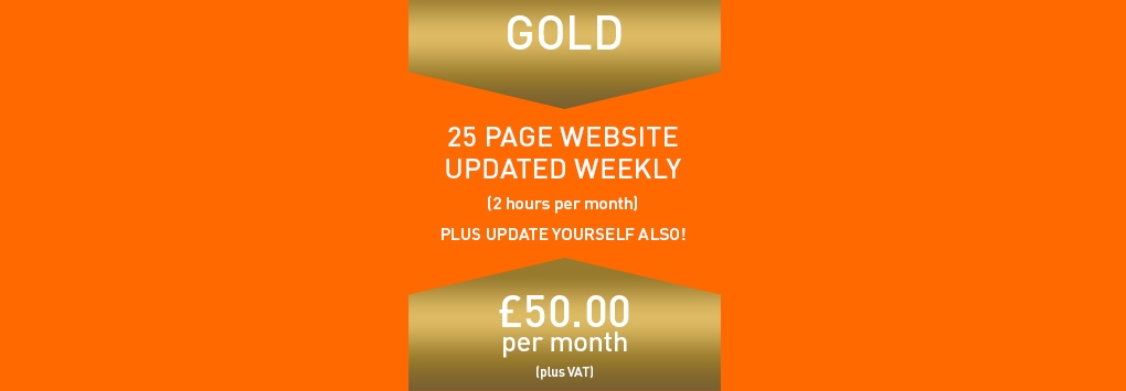 Gold Package - 50 Per Month